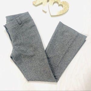 Susana Monaco | Grey Wool Pants Size 4
